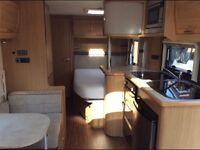 6 Berth 2012 Elddis Odyssey 656 with Motor mover