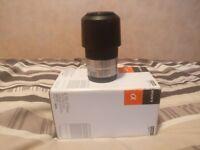 Sony Sel55210 E Mount APS-C 55-210 mm F4.5-6.3 OSS Telephoto Zoom Lens- Silver £160