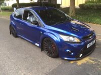 59 FORD FOCUS RS 435 BHP TURBO IMMACULATE CLIFFORD ALARM DE-CAT LOWERED REMAPPED BMW,AUDI,V8,V6