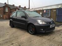 2008 Ford Fiesta Zetec S long mot full v5 ST looks without the expensive insurance and tax!