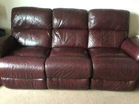 3 Seater, 2 Seater LeatherElectric Recliners