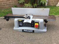 Rexon Planer - Cast Iron Table - Model J1550BQ