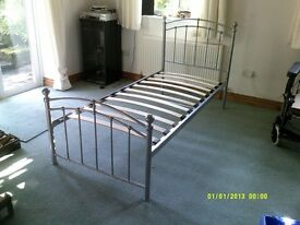 Single Bed Frame . Free Mattress ? ?