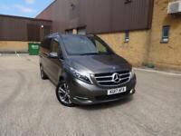 Mercedes-Benz V Class V220 D Sport [Long] (grey) 2017 for sale  Woodford Green, London