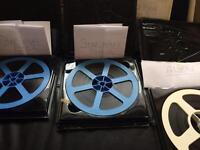 Super 8,, 400 Real films rear