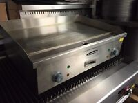 CATERING COMMERCIAL FLAT GRILL CAFE RESTAURANT FAST FOOD KITCHEN KEBAB TAKE AWAY SHOP