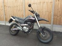 2007 Honda FMX 650cc A2 licence applicable