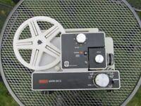 Eumig 610D Standard 8mm/Super 8mm cine projector