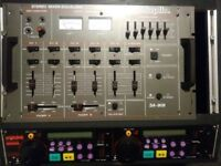 CD Mixing Deck for Sale
