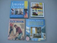 4 Do It Yourself/Home Decorating Books for £3.00 EACH - Please see advert description for details