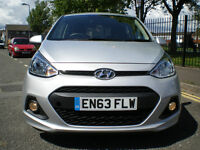 * Hyundai I10 1.2 SE 5dr 2014 +LOW MILEAGE ONLY COVERD 15 K+ 6 Months WARRANTY+ £20 TAX PER YEAR*