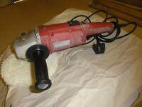 Electric Polisher Sealey 240v