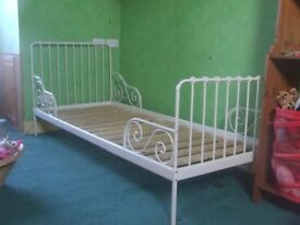 Ikea Minnen Child's Bed