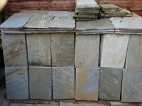 Classical Flagstone Natural Oyster Quartzite Tiles