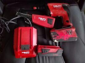 Collated Screwgun Hilti SD 5000 + SMD 57