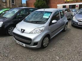 Peugeot 107 urban 1.0 11 reg £20 to tax 50 mpg £20 a week on finance px welcome