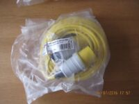 Brand new 14m 16A extension lead sealed