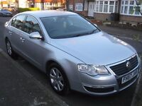 VW Passat TDI SE Heated Leather Seats