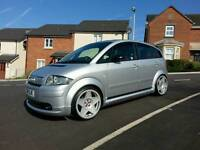 Audi A2 wanted