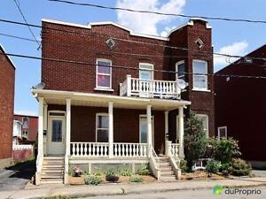 189 000$ - Duplex à vendre à Trois-Rivières