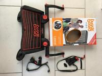 Fully complete Lascal buggyboard mini set