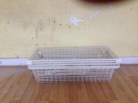 Ikea pax baskets