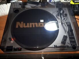 x2 Numark TT1510 belt-drive Turntables (amazing condition)-full working order. £50
