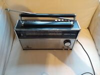 Grundig Yachtboy 210- A Classic radio in working order with mains supply