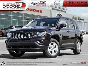 2014 Jeep Compass Sport/North| LOW KM| LIKE NEW