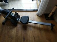 JLL R200 Home Rowing Machine - Barely Used for Sale