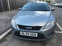 2010 -DIESEL-FORD MONDEO 2.0 TDCI WITH FULL YEAR MOT, FULL SERVICE HISTORY, FULLY SERVICED