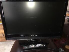 """MATSUI 21.5"""" Television"""