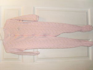 Footed Pajamas(cotton) - The Children's Place size 3T Cambridge Kitchener Area image 2