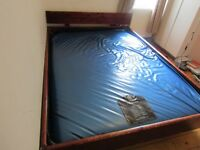 WATERBED TO GO///