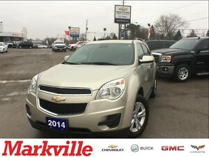 2014 Chevrolet Equinox 0.9 % FINANCE - 1LT - V6 ENGINE - 43, 984