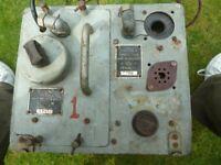 WW2 RAF Gee Radar Receiver
