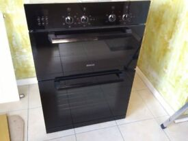 Oven in good condition, working,all black