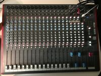 Allen & Heath Zed24 mixer (boxed)