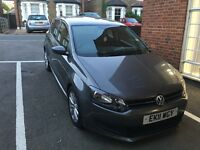 volkswagen polo! 1.4, 2011! Automatic! Bargain! beautiful car! Interested?Call on 07503218283