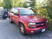 Chevrolet Trailblazer LTZ 2002