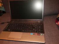 Laptop Samsung 6gb ram hdd 750gb