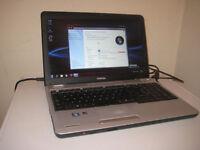 Toshiba L500 Laptop