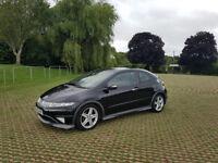 Honda Civic Type S GT 2009 09 reg 2.2CDTi Diesel Manual **78,000 miles**
