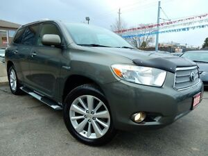 2009 Toyota Highlander HYBRID LIMITED | NAVIGATION | LEATHER | T