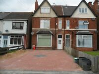 FIRST FLOOR STUDIO FLAT, ERDINGTON, NEWLY RENOVATED, GAS & WATER INCLUDED