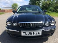 ***2006 Jaguar Xtype AWD 2.5 Petrol with Nav***