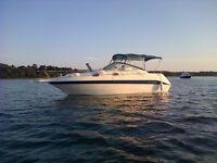 Searay 250 Sundancer boat for sale