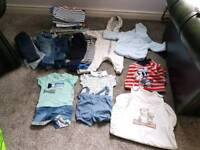 Baby clothes 3-6 months bundle