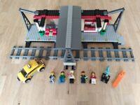 Lego City Train Station - 60050 (complete set)