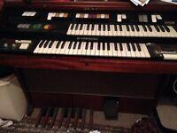 Retro Hammond Organ for sale